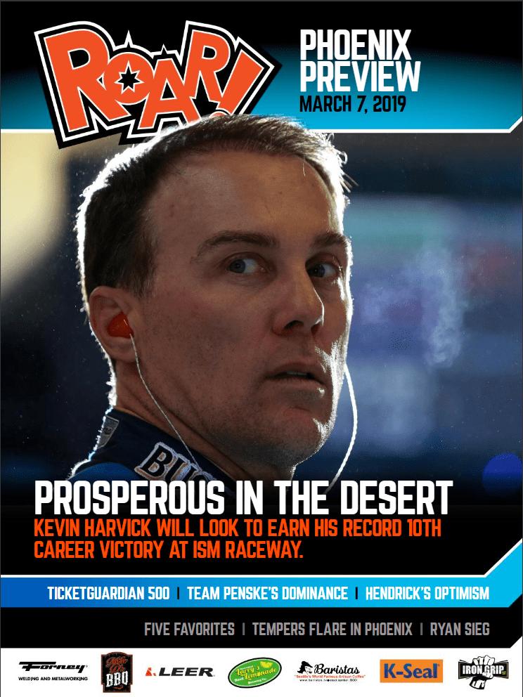 ROAR! Phoenix Race Weekend Preview March 2019