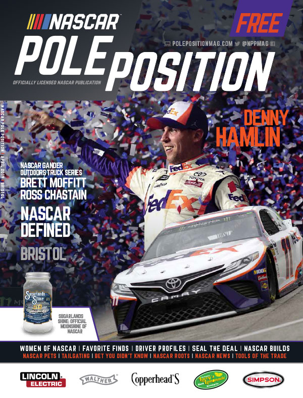 NASCAR Pole Position Bristol April 2019