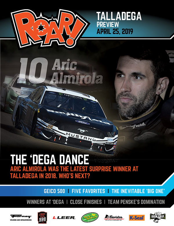 ROAR Talladega Preview April 2019
