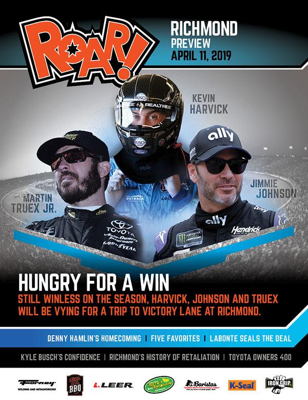 ROAR! Richmond Race Weekend Preview April 2019