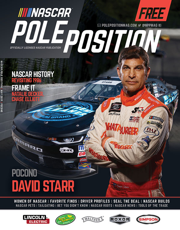 NASCAR Pole Position Pocono in June 2019