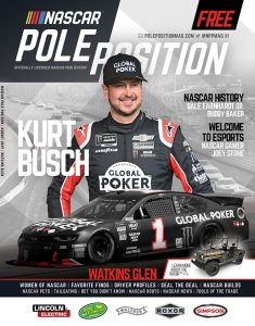 NASCAR Pole Position Watkins Glen August 2019