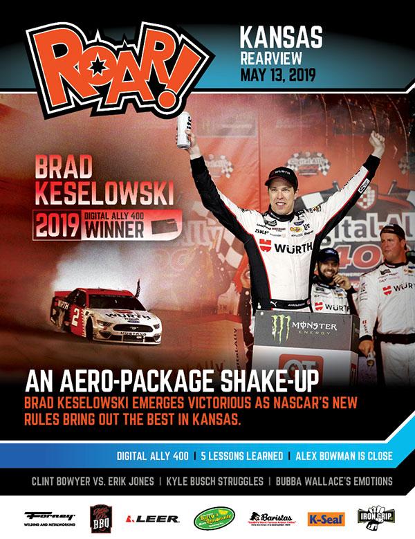 ROAR! Kansas Race Weekend Rearview May 2019