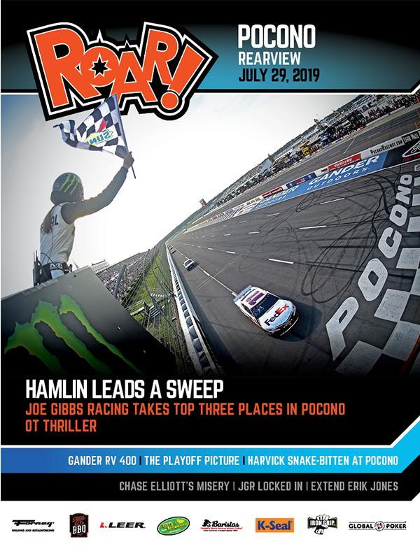 ROAR Pocono Rearview July 2019