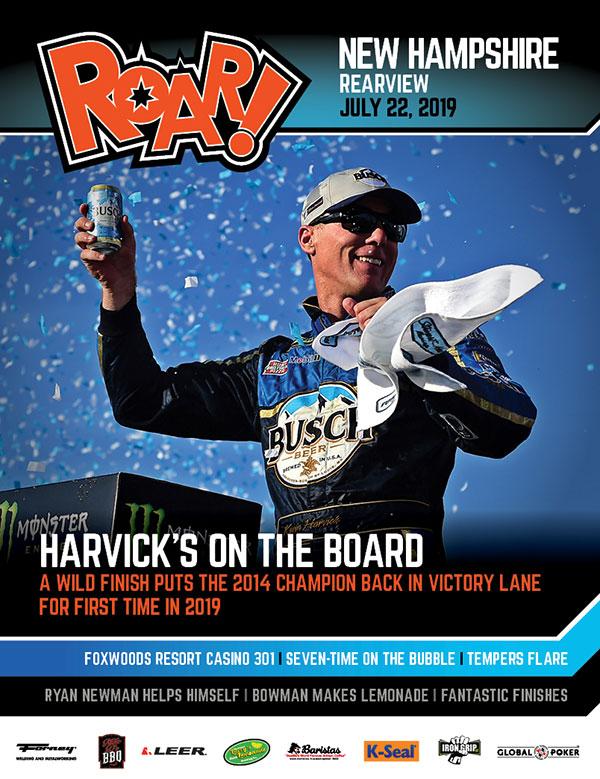 ROAR New Hampshire Rearview July 2019