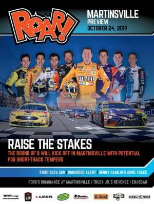 ROAR Martinsville Preview October 2019