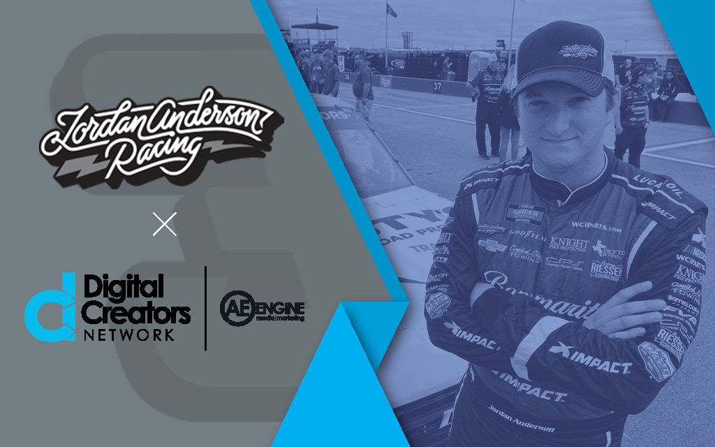 Jordan Anderson Racing Media Kit