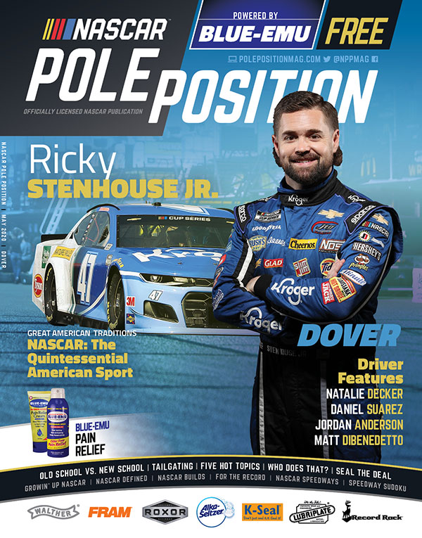 NASCAR Pole Position Dover in May 2020