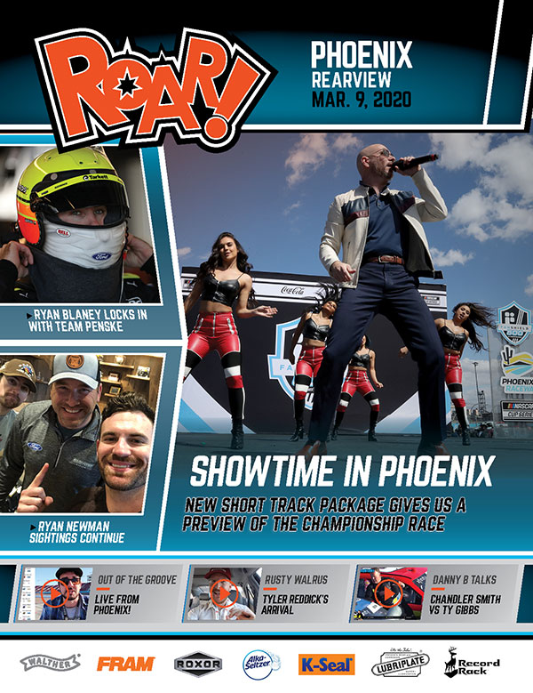 ROAR Phoenix Rearview March 2020