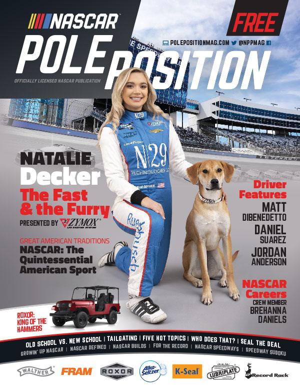NASCAR Pole Position April/May 2020