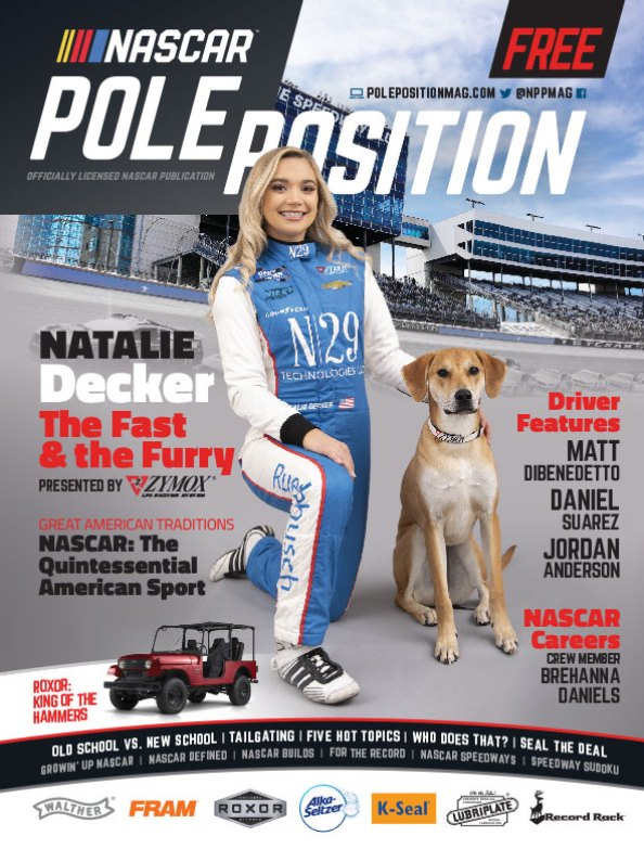 NASCAR Pole Position April/May 2020