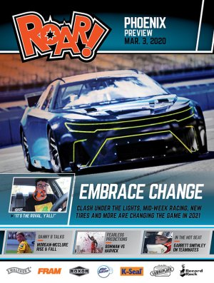 ROAR Phoenix Preview March 2020