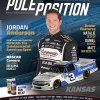 NASCAR Pole Position Jordan Anderson Kansas May 2020