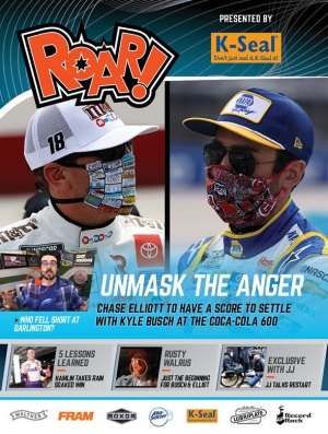 ROAR Dover in the Rearview May 2020