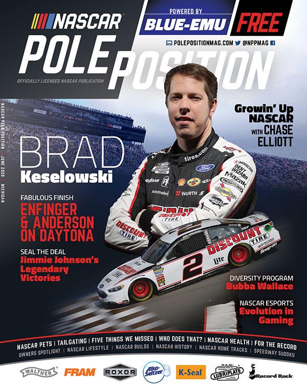 NASCAR Pole Position Michigan in June 2020