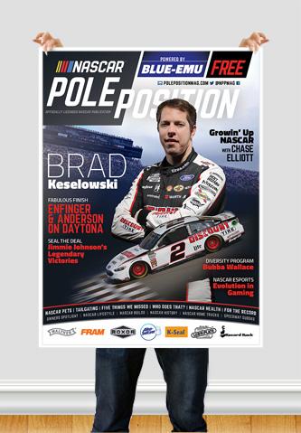 NASCAR Pole Position Michigan in June 2020