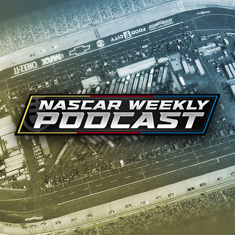 NASCAR Weekly Podcast Out of the Groove Podcast Network