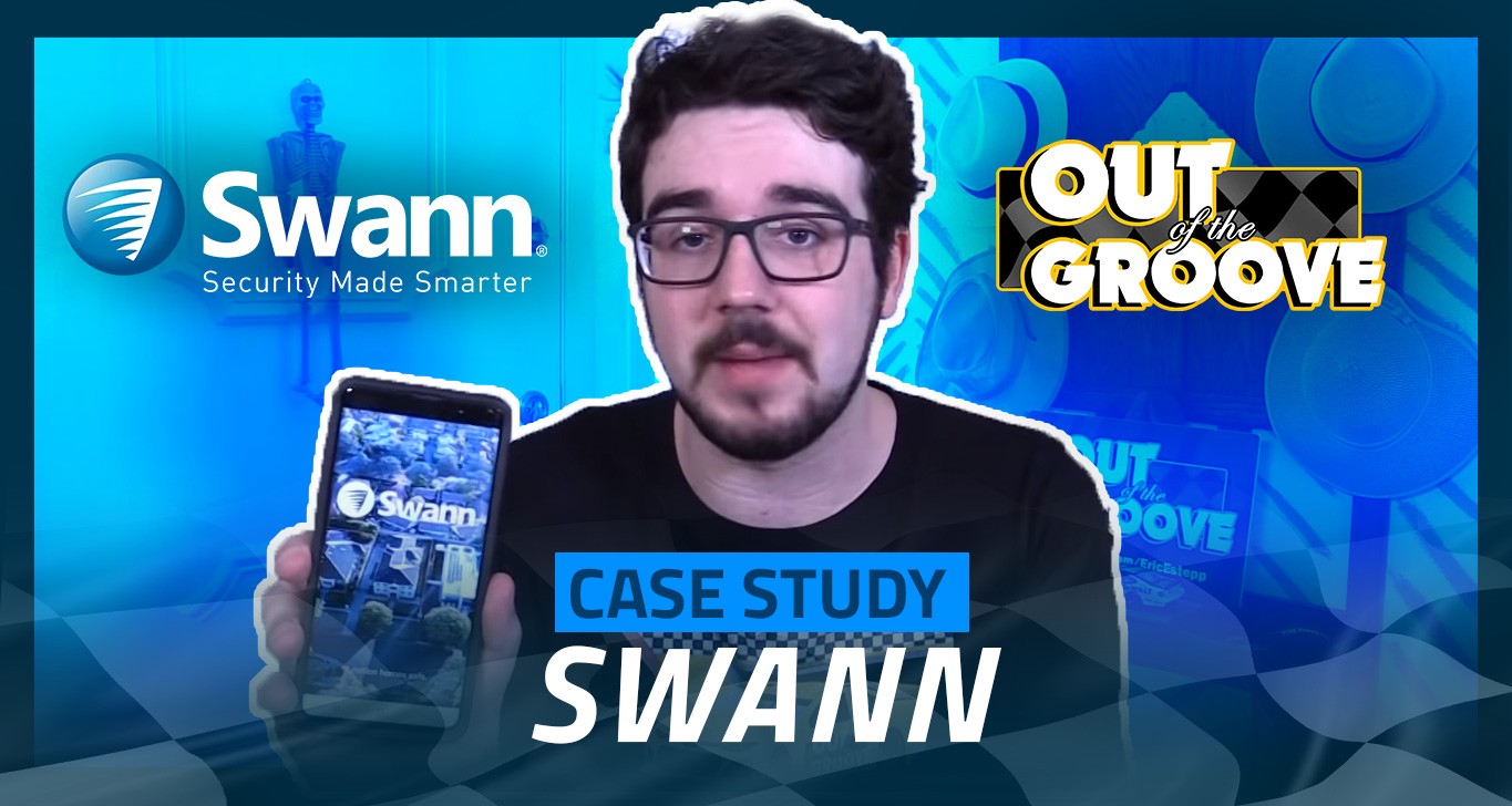 Swann Security on Out of the Groove