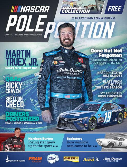 NASCAR Pole Position Oct/Nov 2021