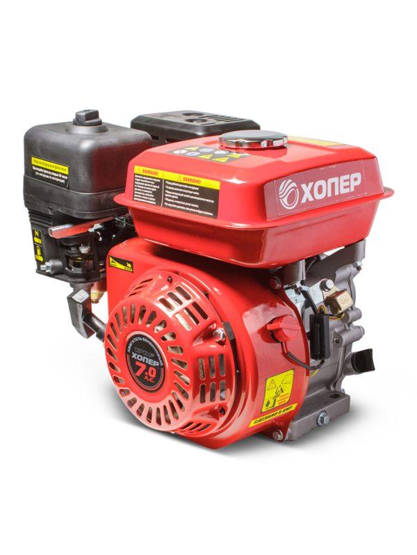 Двигатель Хопер 170 F (7л/с. d-20мм)