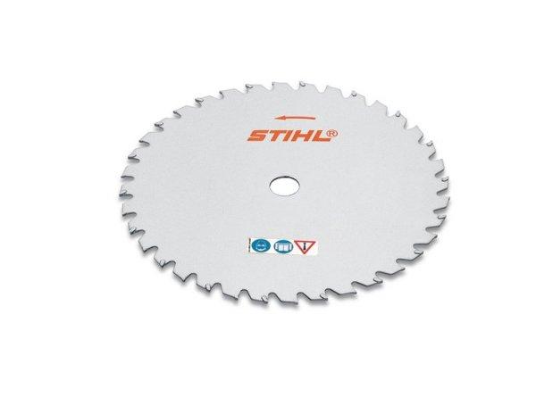 Диск с твердоспл. напайками STIHL 225мм (FS350-490)