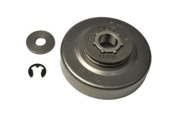 Набор цепного колеса STIHL ms-361,362,440  3/8″-8 z