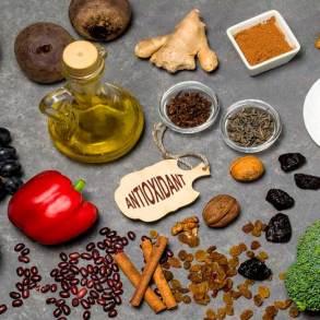 антиоксиданты против свободных радикалов
