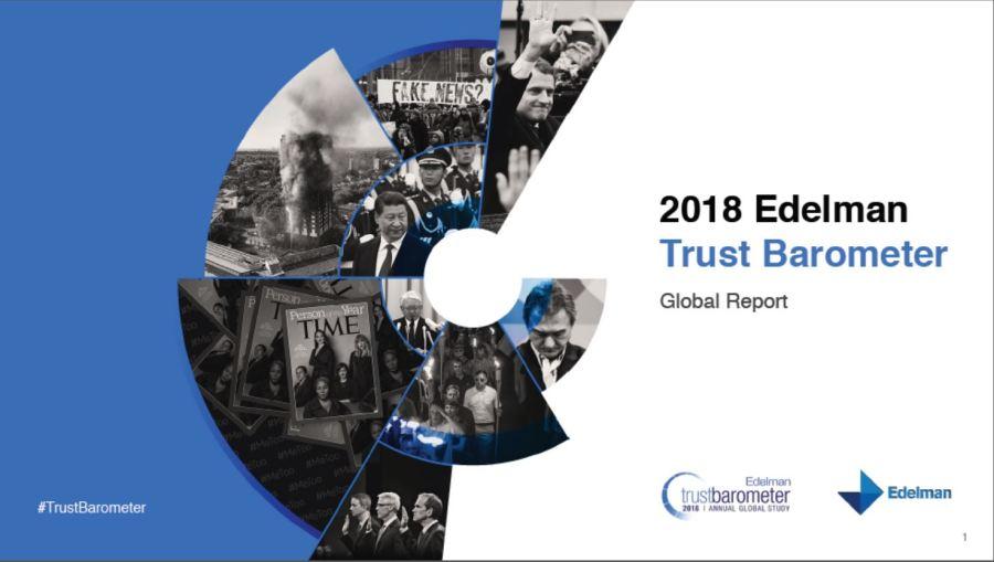 Less trust in NGOs