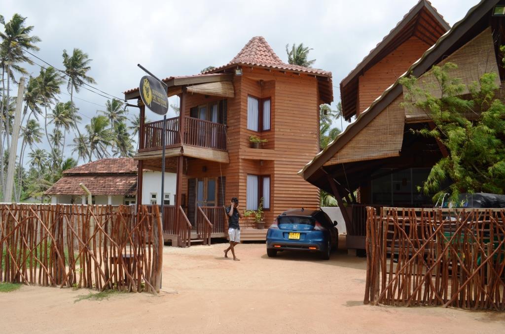 serendipity guest house resuarant polhena madiah sri lanka