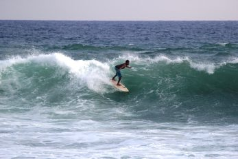 2017 April Sebastian Madiha Surf Point