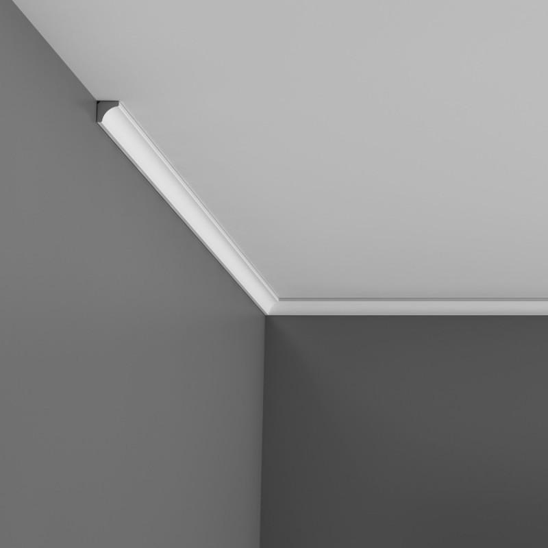 Cornice in polistirolo per pareti e soffitti poliart eps modello p250 poliart eps polistirene - Polistirolo decorativo per pareti ...