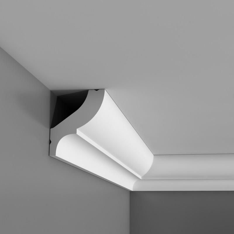 Cornice in polistirolo per pareti e soffitti poliart eps for Cornici in polistirolo per interni