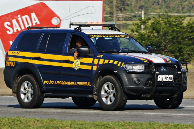 Image result for Federal Highway Police, Brazil, photos
