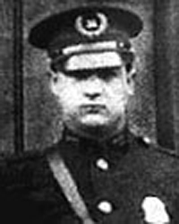 Patrolman Harold Roth Age: 23 Served: 67 days February 28, 1928 to May 5, 1928