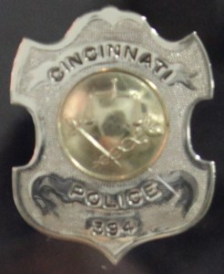 PatrolmanBoers'  badge