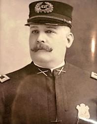 Lieutenant Samuel Thaddeus Corbin