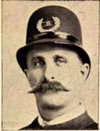 Patrolman George Lentz