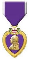 Medal Purple Heart 100