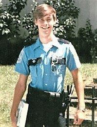 Police Officer Jeffrey Manning Phegley