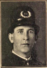 Sergeant Stegemann