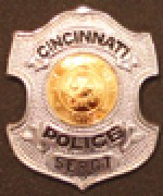 Sgt. Welerl's Badge