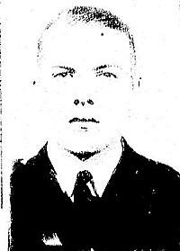 Patrolman Sargent Morris Willis