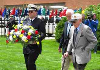 Laying of the Wreath
