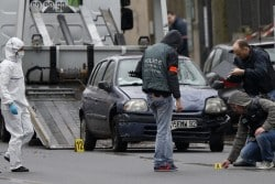 police scientifique attentats de paris