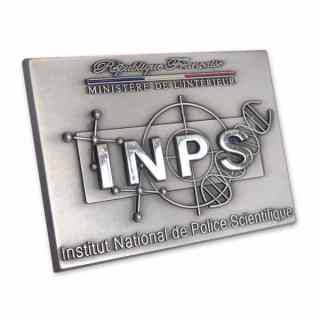 INPS institut national de police scientifique