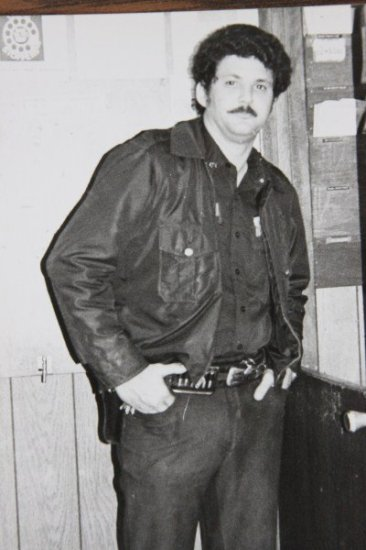 Ofc. Leroy Grumbles