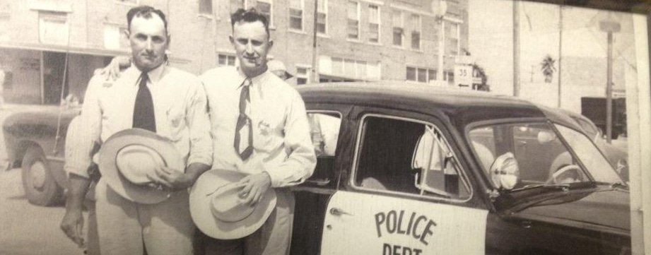 First Police Chief of AP