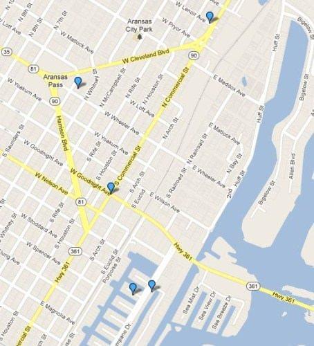 Theft Locations 2013