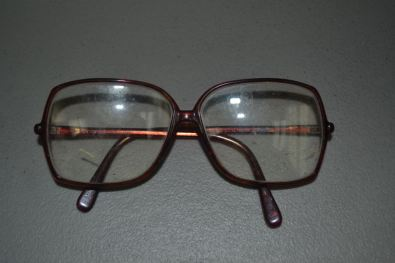 Obviously, They're Glasses ;o)