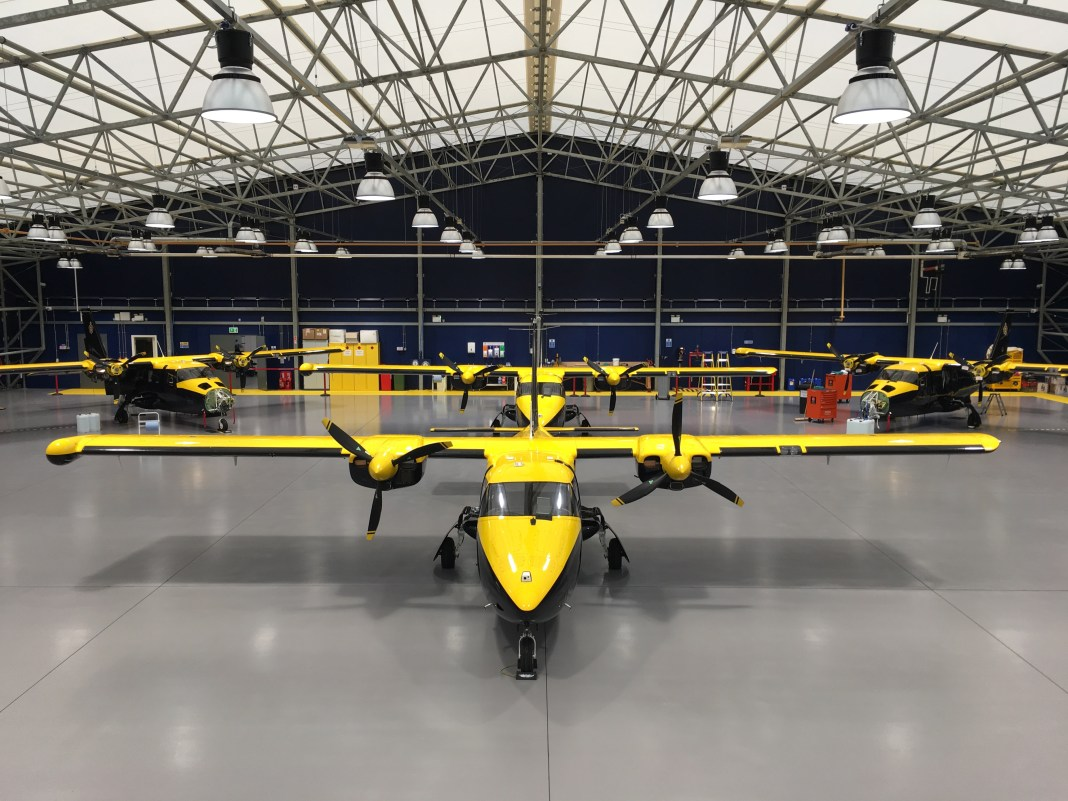 NPAS will use aeroplanes in the fight against crime across the UK 4